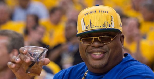 E-40 Drops Golden State Warriors Remix
