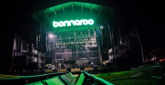 Bonnaroo Now Controlled By Live Nation