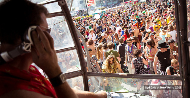 15 DJs To See at How Weird Street Faire