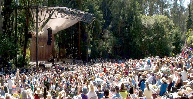 Free Stern Grove Fest to Include tUnE-yArDs, Talib Kweli, Doobie Brothers