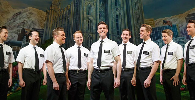 The Book of Mormon Scavenger Hunt Comes to SF