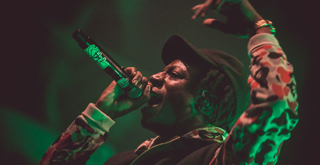 Photos: Joey Bada$$ at the Regency Ballroom