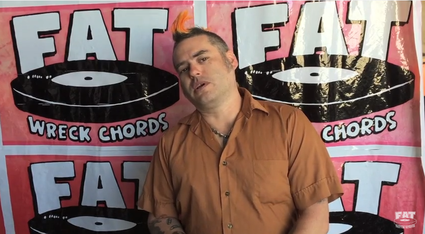 Fat Wreck Chords Kicks Off Twenty Five Years At Thee Parkside