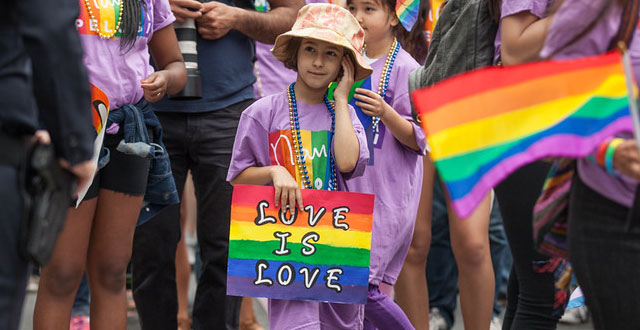 SF Pride Weekend in Pictures