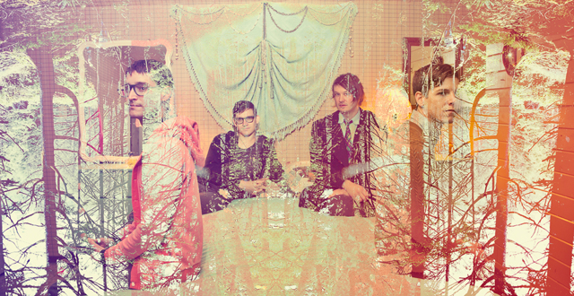 Q&A: STRFKR & Jeffrey Paradise Ready for Summertime Radness