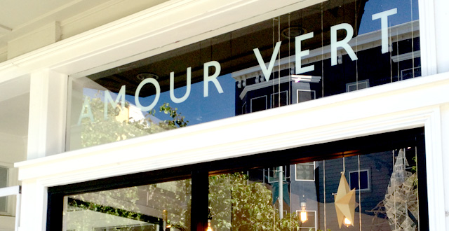 Amour Vert Opens Warehouse to Public For 3 Days