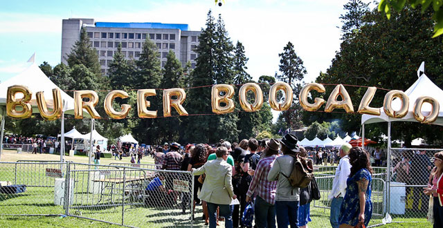 Photos: Burger Boogaloo in Oakland
