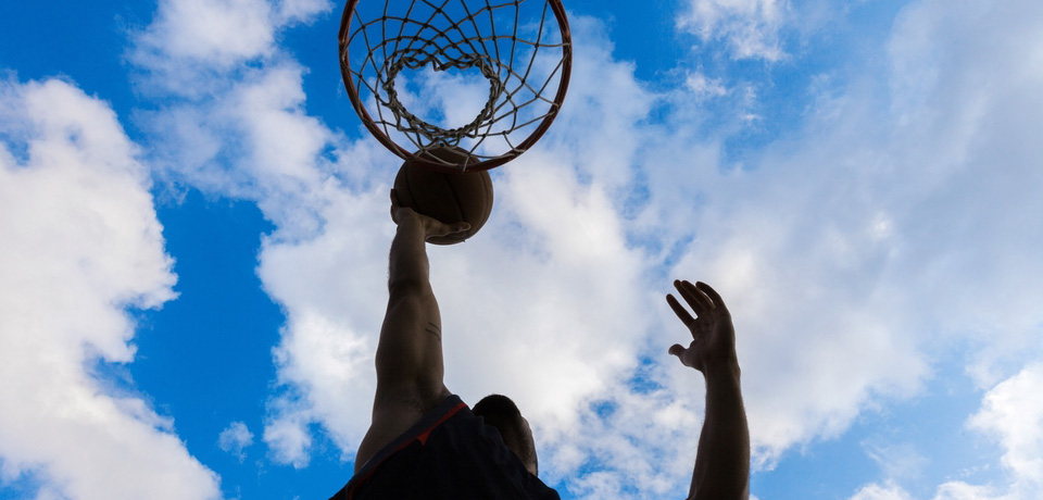 Where to play basketball in San Francisco