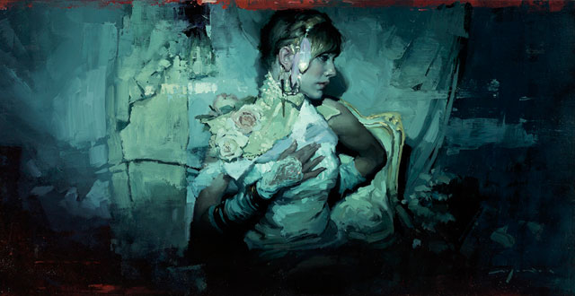 Artist Jeremy Mann Hosts Book Release Tonight