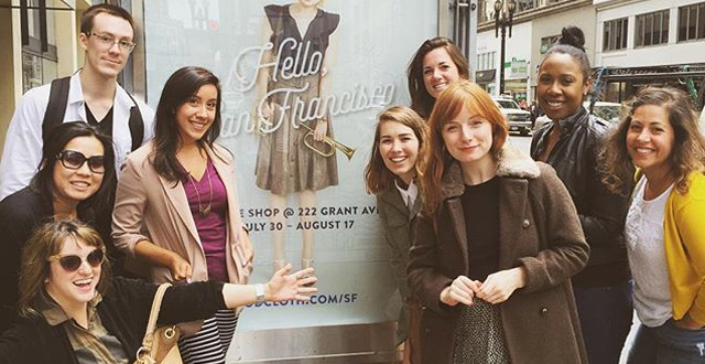 ModCloth's Pop Up Fit Store is Coming to Union Square