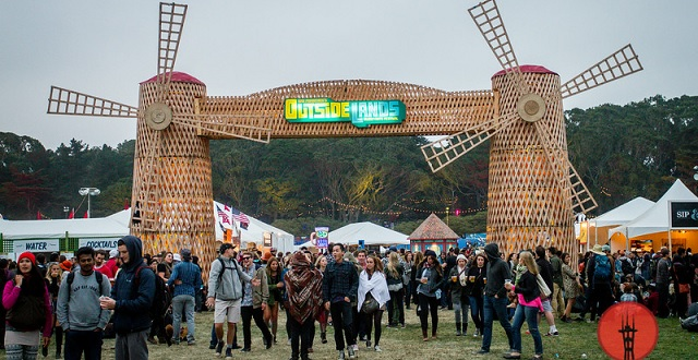 Outside Lands Announces 2015 Night Shows, Comedy Tent, Summer Pairings
