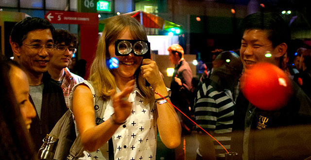 Photos: Exploratorium After Dark RGB
