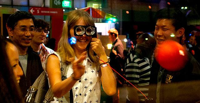 Photos: Exploratorium After Dark RGB
