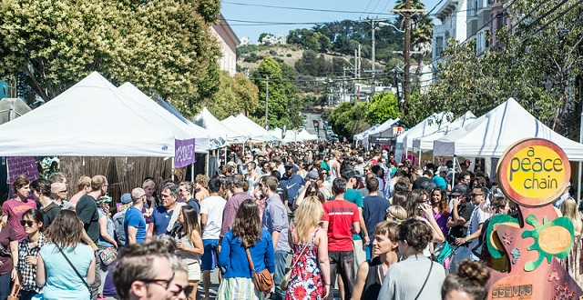 Noise Pop's 20th Street Block Party Returns with Stellar Bay Area Lineup