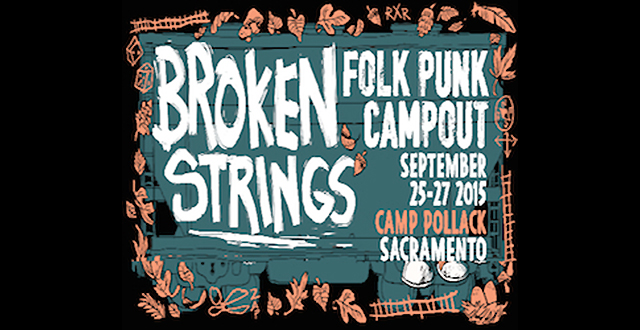 Win Tickets: Broken Strings