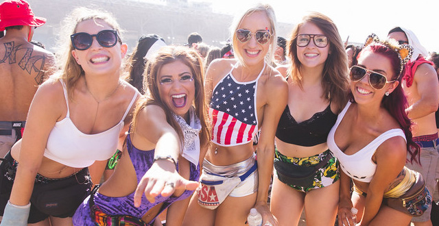 Photos: Hard Summer 2015 w/ The Weeknd, Jack U