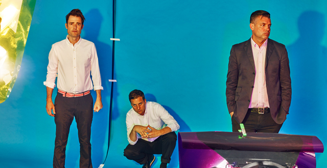 Win Tickets: Battles at The Fillmore