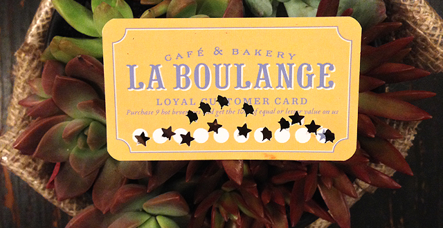 Coffee with My Favorite Barista, A Farewell to La Boulange