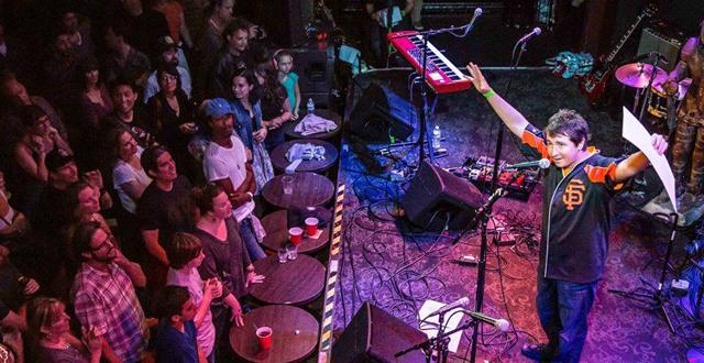 KC Turner Shapes SF's Live Music Landscape