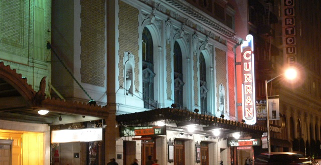 The Charming & Historical Curran Theater Begins Extensive Renovation