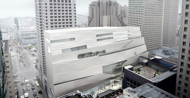 SFMOMA Announces Newly Expanded Museum to Reopen in 2016