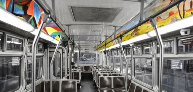 50 SF Muni Buses Receive Art Makeovers