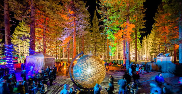 Tahoe's SnowGlobe Festival Drops Monstrous Dance Lineup for NYE 2015
