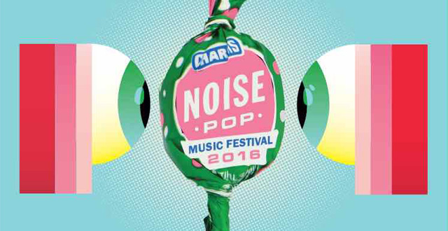 Lineup Announced for Noise Pop Festival 2016