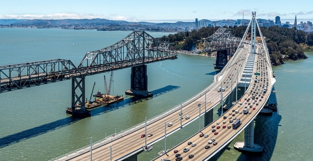 Old Bay Bridge Demolition Begins This Weekend