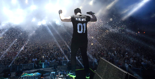 Hardwell Q&A: An Unstoppable Chart Topper