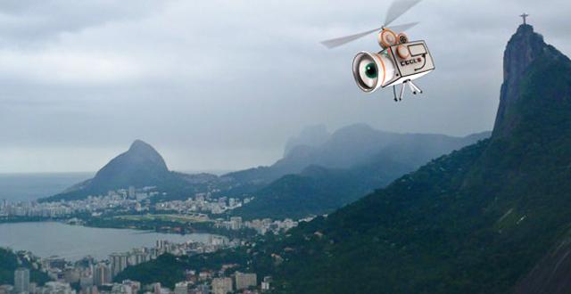 World's First-Ever Flying Robot Film Festival Descends on SF