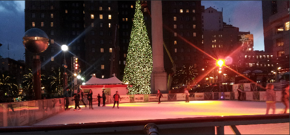 Where to Hit the Ice – Bay Area Holiday Ice Rinks