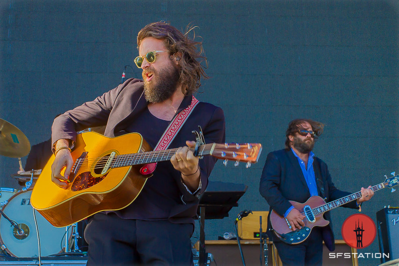 Father John Misty at Treasure Island Music Festival