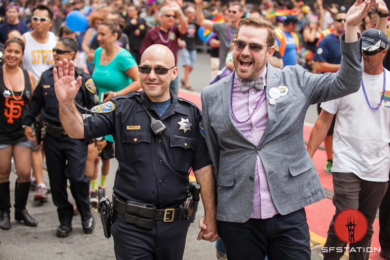 SF Pride Parade 4