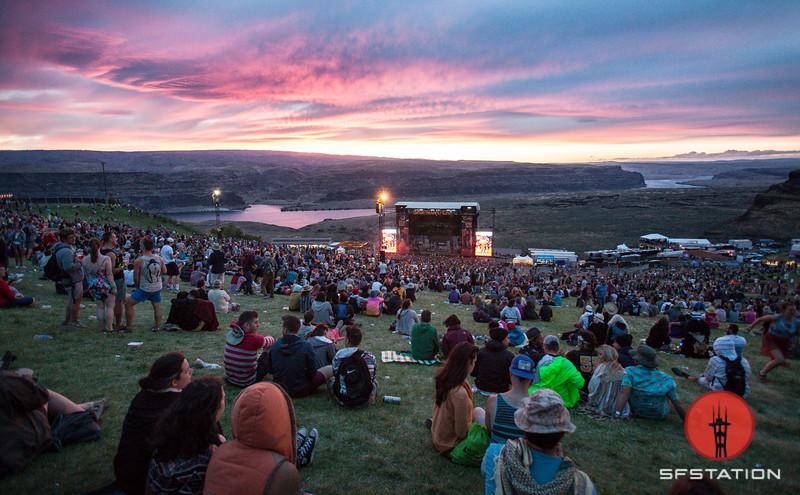 Sasquatch Music Festival 2