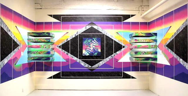 Local Galleries & Artists Found at Art Basel, Miami Art Week 2015