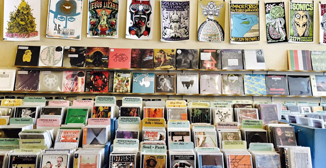 8 Record Stores That Kept It Rollin' in 2015