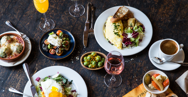 San Francisco's Best Brunches: Mission District