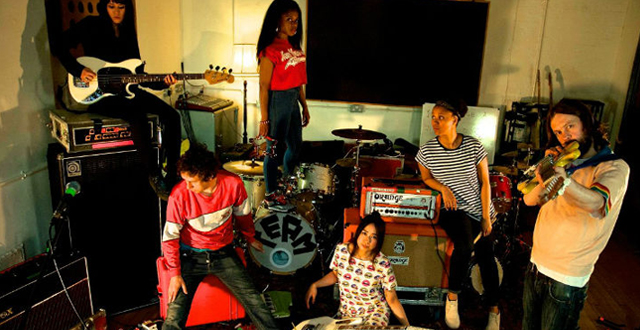 The Go! Team Returns: First U.S. Tour in Five Years