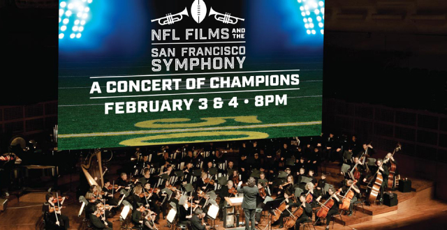 Win Tickets: SF Symphony and NFL Films Present 'A Concert of Champions' for Super Bowl 50