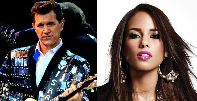 Chris Isaak, Alicia Keys to Headline Free Concert Series in SF for Super Bowl 50