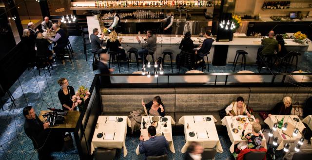 New Restaurant on the Block: Volta