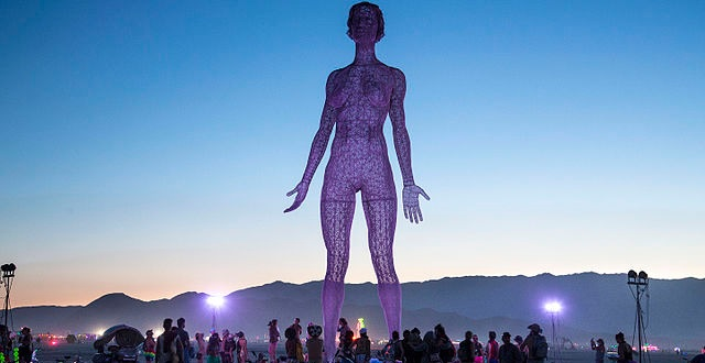 New Ticket Details Announced: Burning Man 2016 + Da Vinci's Workshop