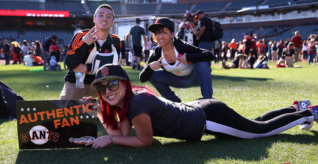 FanFest: V-Day for Those in Love with the Giants