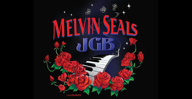 Win Tickets to see Melvin Seals & JGB