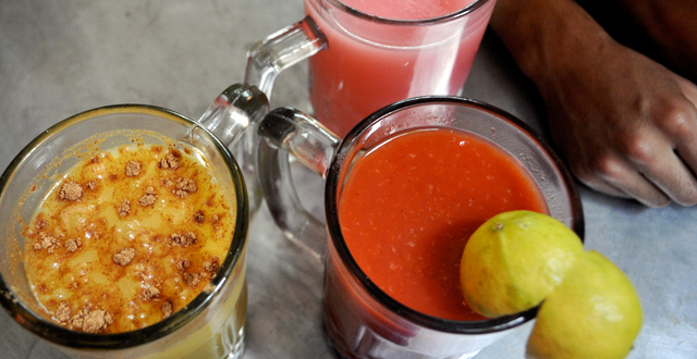 Mezcal & Pulque Pack a Powerful Punch at the Pop-Up Pulqueria