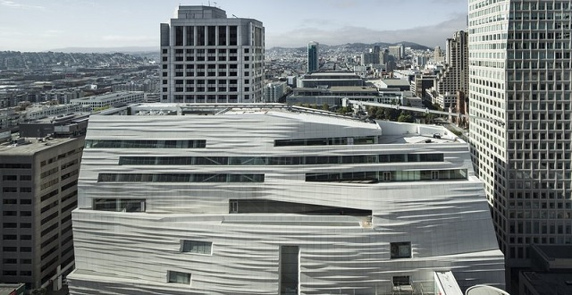 SFMOMA's Grand Reopening, Modern Ball, Fresh Exhibits and New Hours