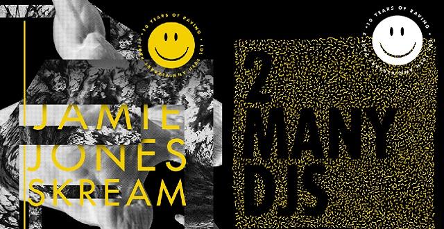 Event Pick: Lights Down Low SF Celebrates 10 Years of Raving with Jamie Jones, Skream, 2 Many DJs