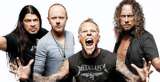 Just Announced: Win A Ticket to See Metallica Play Inside Berkeley's Rasputin Music For Record Store Day