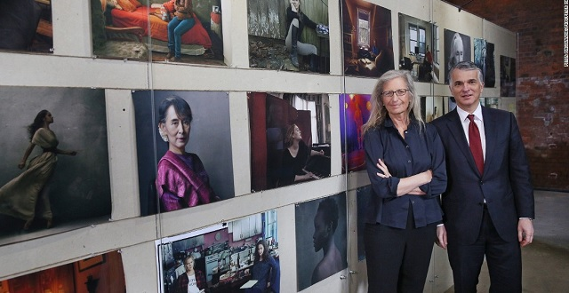 Renowned Photographer Annie Leibovitz Premiers Iconic 'WOMEN: New Portraits' Series in SF